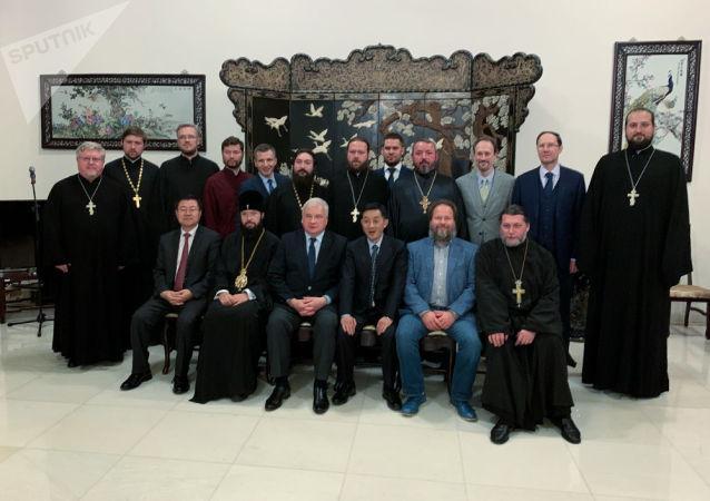 莫斯科東正教都主教談中國東正教的重要性