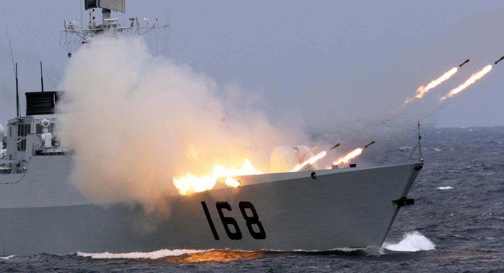 中俄军事合作进入新水平