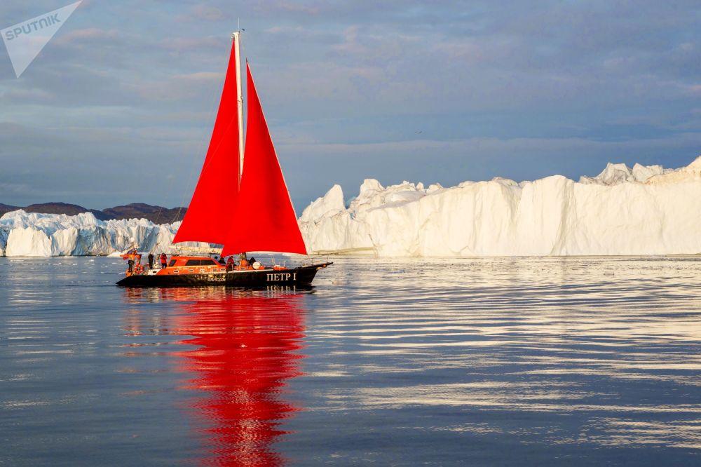 俄Rusarc公司格陵蘭島探險之旅