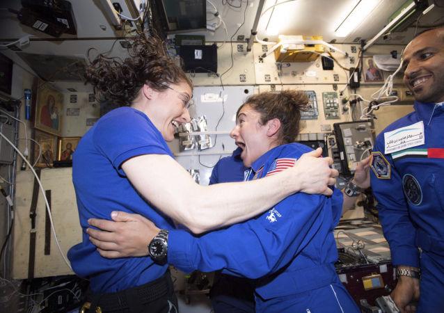 航員已經解決國際空間站美國艙段廚房短路問題