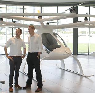 德國推出「飛行出租車」