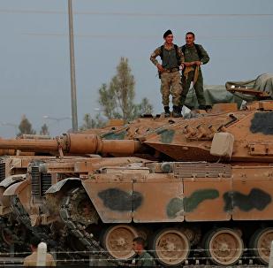 土耳其宣布暂停在叙行动
