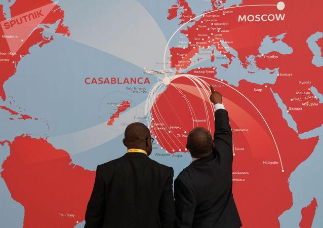 非洲進出口銀行計劃在「俄羅斯-非洲」峰會期間簽訂19份協議