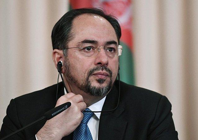 媒體:阿富汗外長薩拉胡丁·拉巴尼辭職