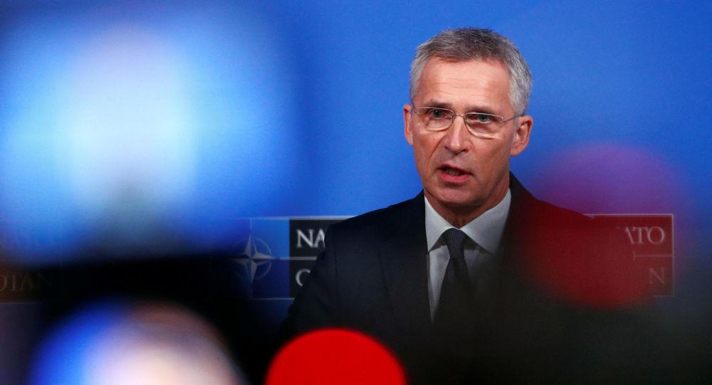 斯托爾滕貝格:北約成員國外長20日的議題包括俄羅斯與中國