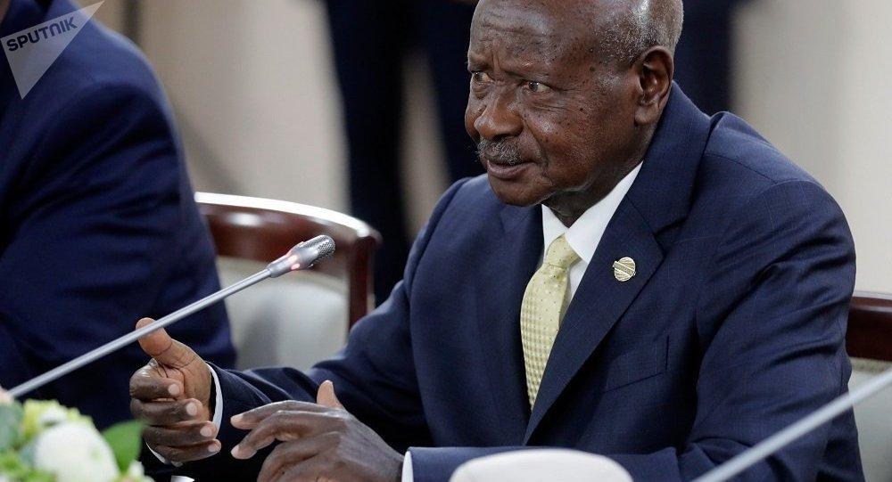 乌干达总统:希望购买更多的俄罗斯武器