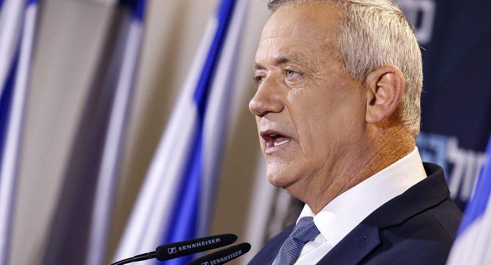 以色列总统授权甘茨组阁