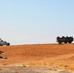 俄罗斯军警占领科巴尼区高地