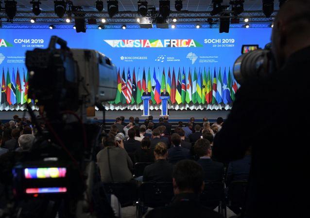 宣言:俄羅斯和非洲國家商定在油氣領域開展合作