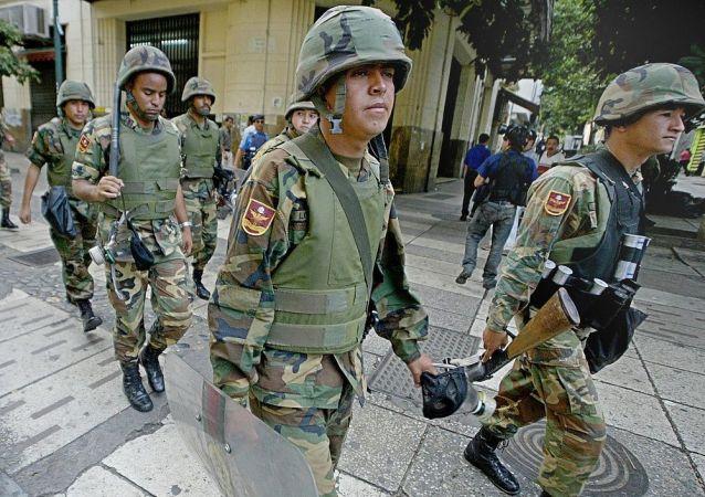 委内瑞拉国民警卫队
