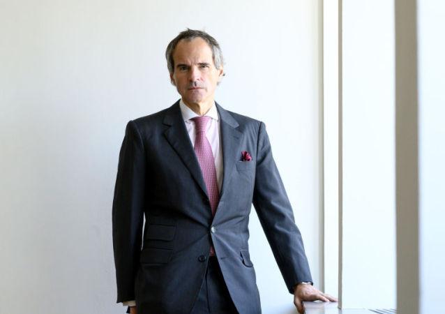 國際原子能機構將任命格羅西為總幹事
