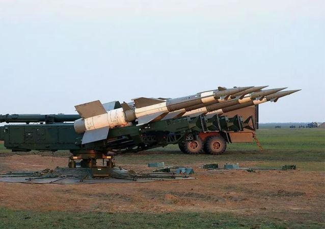 烏克蘭宣佈在與克里米亞交界邊境進行導彈演習