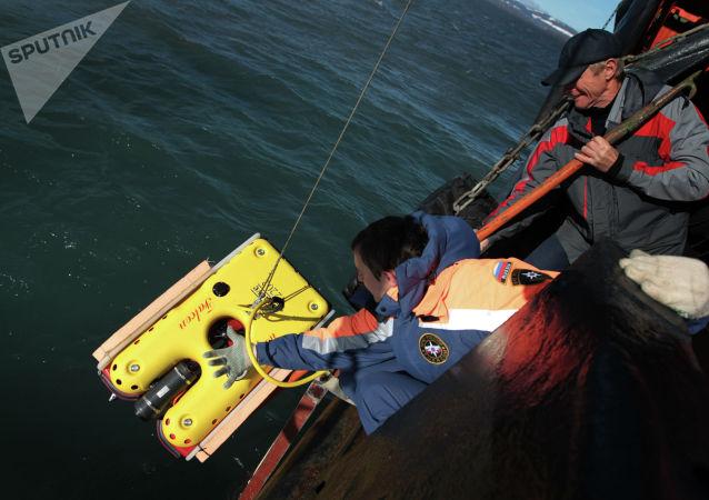 俄中科學家將攜手研究太平洋海山