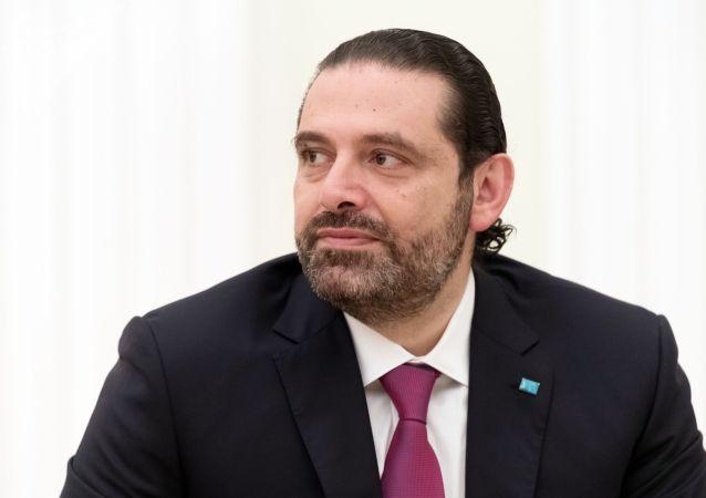 黎巴嫩反政府示威持續  總理宣佈辭職