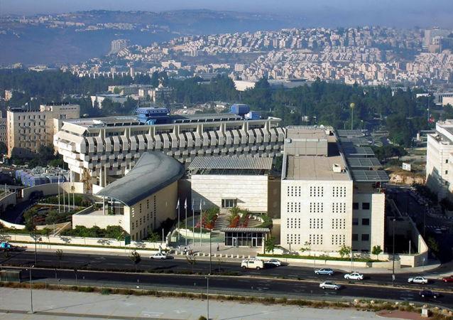 以色列外交部