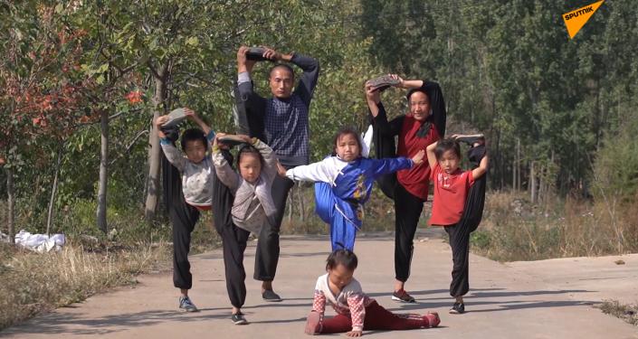九歲「小木蘭」引中國網友熱議
