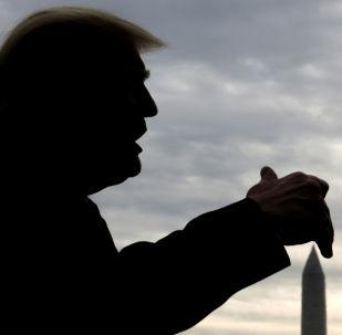 特朗普称尚未同意在与中国达成第一阶段协议时取消部分加征关税