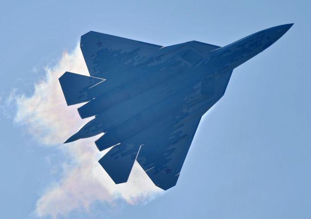 俄罗斯第五代战机