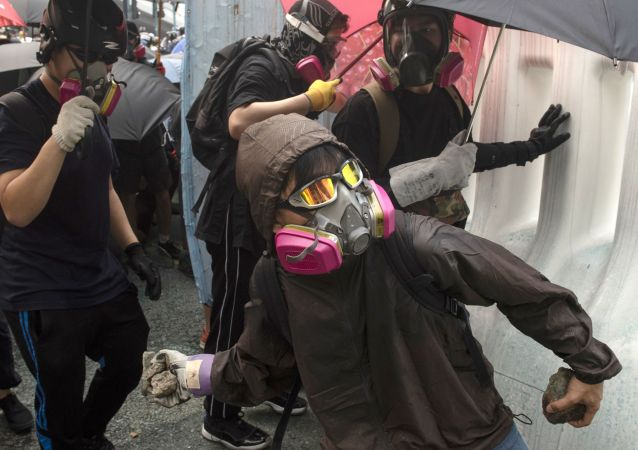 香港激进分子