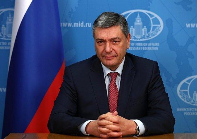 俄羅斯副外長阿德烈·盧登科