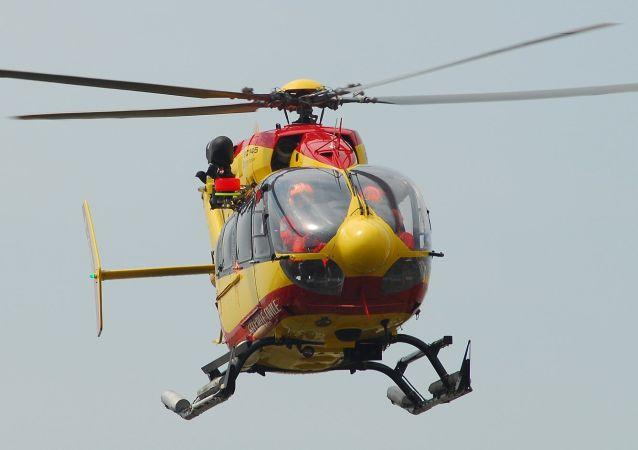 Eurocopter EC145直升机(资料图片)