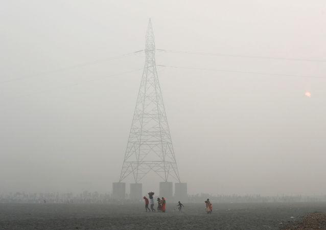 新德里環境狀況再度惡化至嚴重污染水平