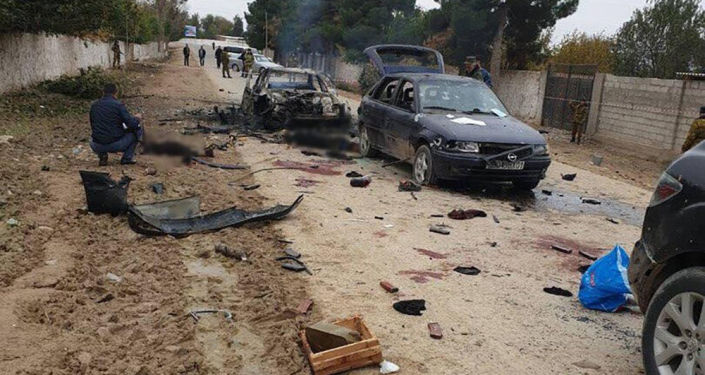 """阿富汗""""伊斯兰国""""武装分子袭击乌塔边界哨所"""