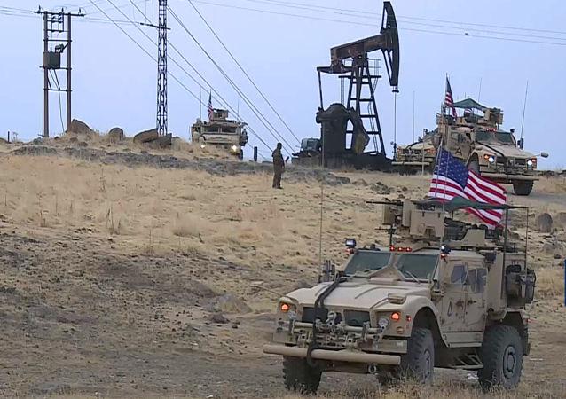 美國務院稱敘利亞美國控制區的石油由當地政權開採