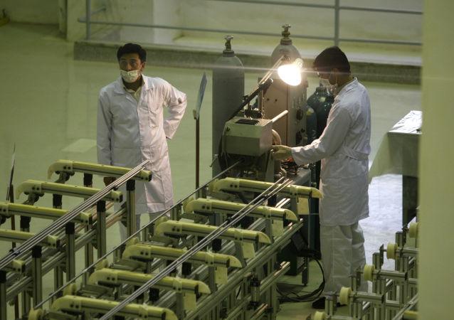 美国将对伊朗福尔多核设施进行制裁