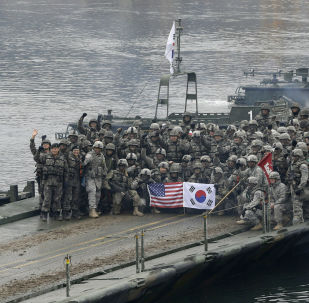 美防长呼吁韩国提高防卫费分担额