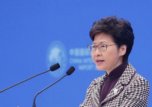 林郑月娥:周六赴京述职汇报过去一年香港情况