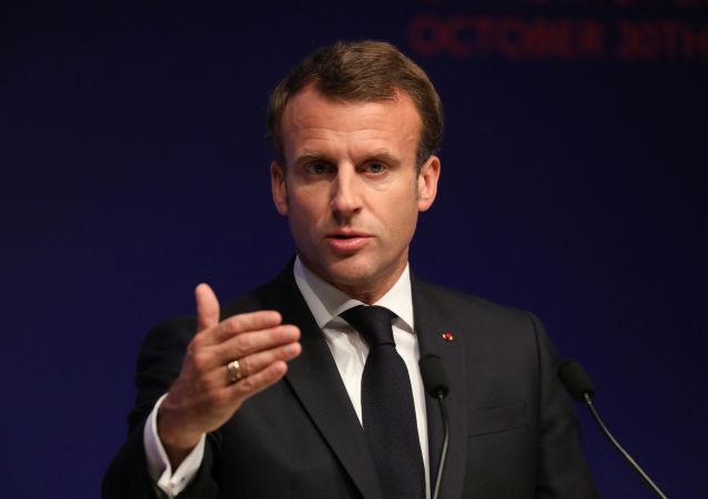 馬克龍:必須重新考慮與俄關係以重建歐洲和平