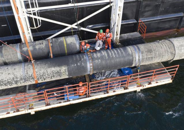 「北溪-2」天然氣管道項目