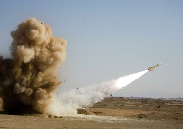 伊朗导弹(资料图片)