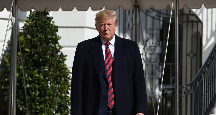 特朗普称美国与中国的贸易协议不可能平等