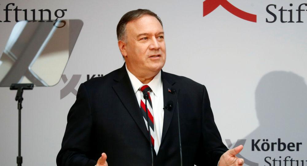 美國務卿稱來自俄羅斯的主要威脅與網絡安全有關