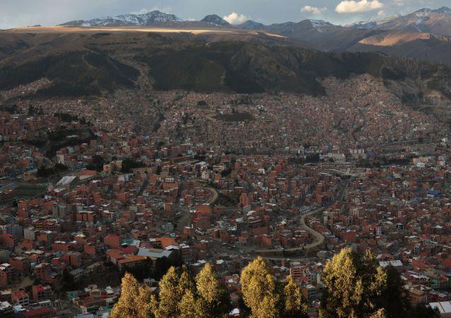 玻利维亚首都拉巴斯
