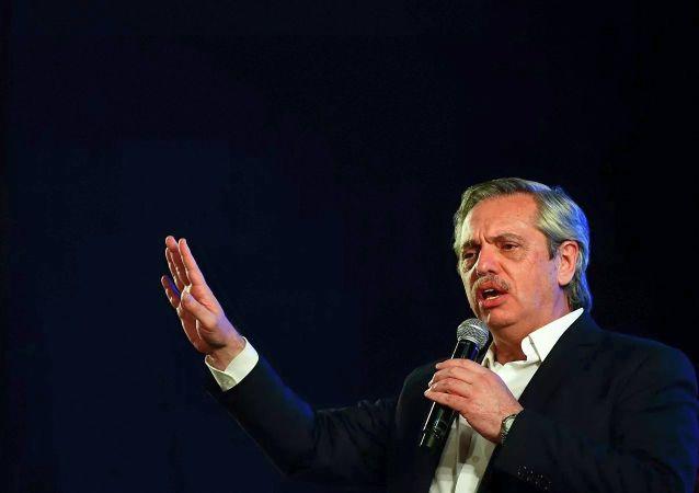 阿根廷當選總統費爾南德斯