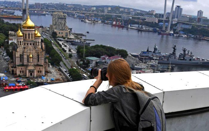 俄罗斯最上镜城市