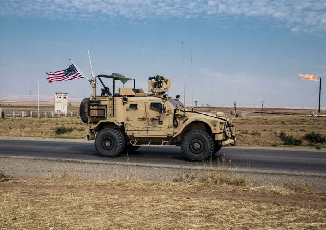 美军占领叙利亚东北部数个油田