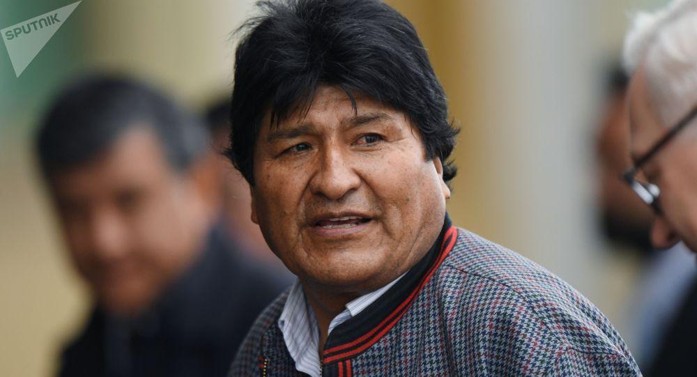 墨西哥稱不會透露玻利維亞前總統莫拉萊斯的所在地