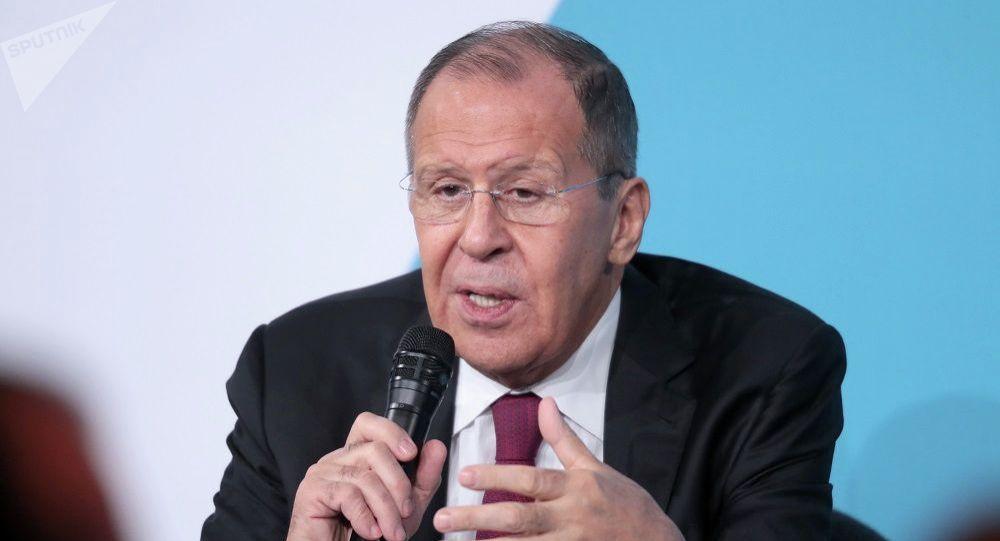 俄外交部:拉夫羅夫與法國外長就雙邊和國際熱點議題進行討論