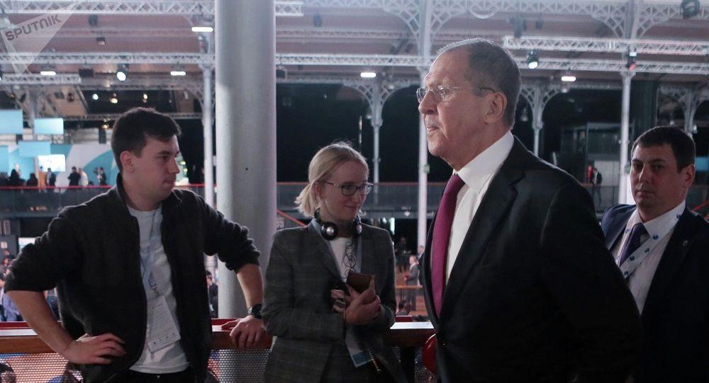 俄罗斯外长:金砖国家在国际事务中发挥着重要的稳定作用