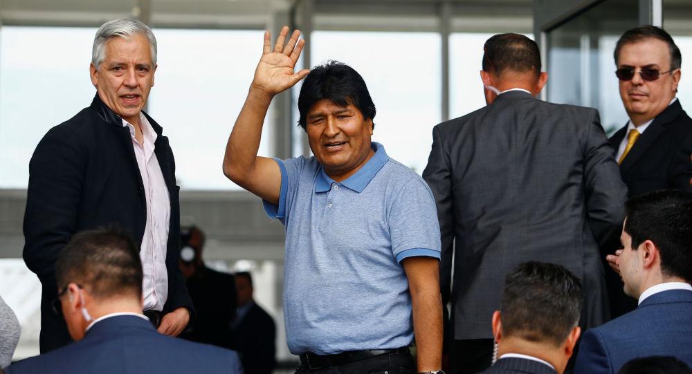 俄專家:莫拉萊斯仍有可能重返玻利維亞政壇