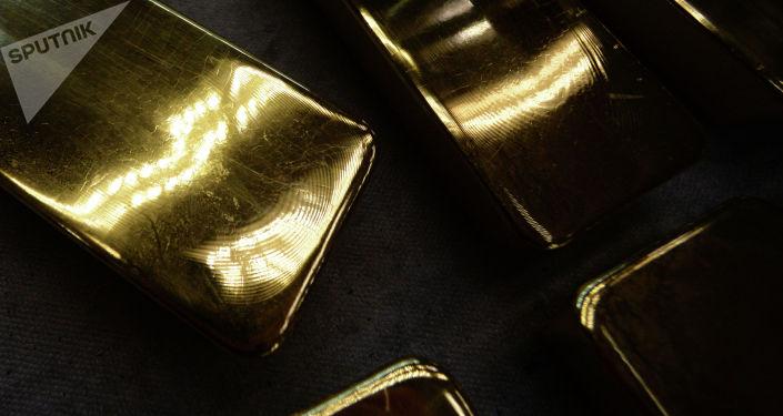 中国统计数据走弱 黄金价格上涨