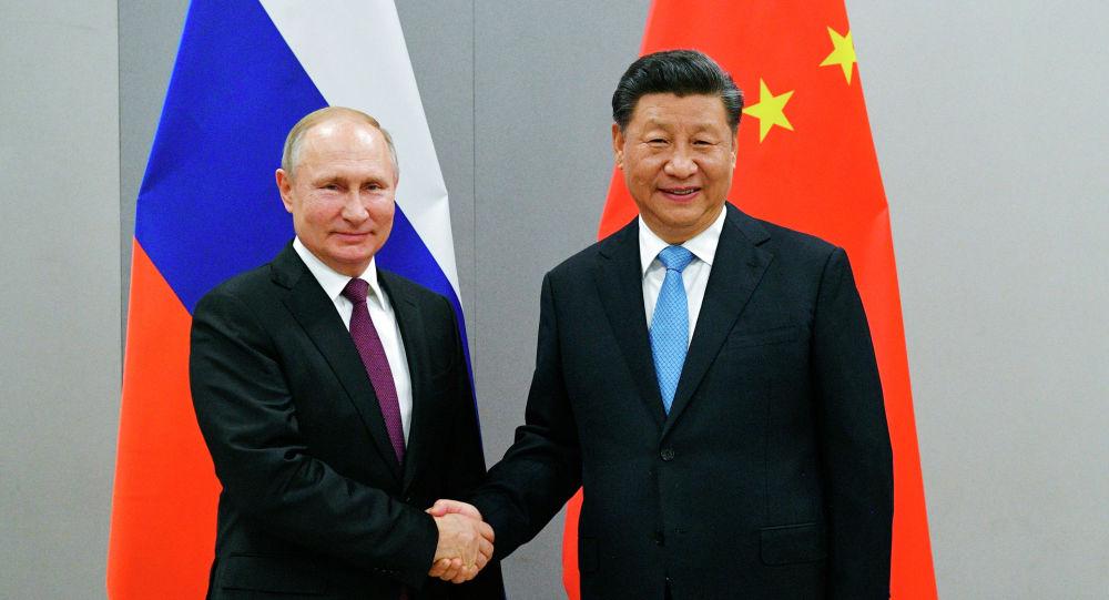俄中关系牢固稳定且不受外界影响