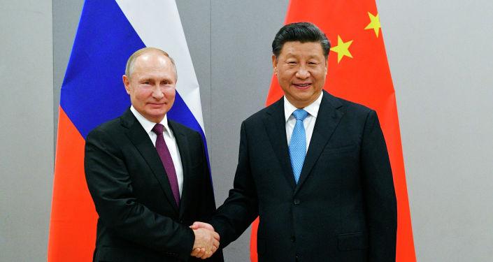 俄中關係牢固穩定且不受外界影響