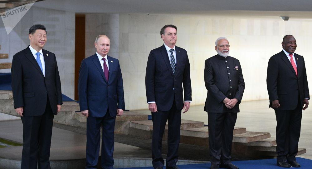 普京:俄羅斯接任金磚國家輪值主席國後將注重擴大外交政策協調
