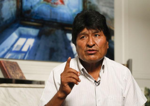 玻利維亞前總統希望在獲得安全保證的前提下回國