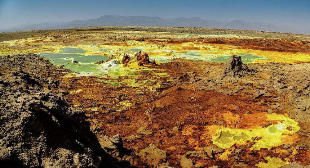 达洛尔火山